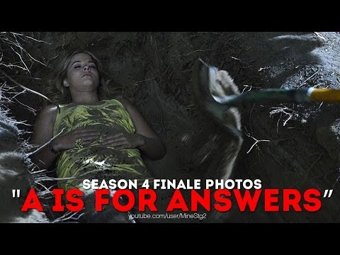 "Pretty Little Liars - Season 4 Finale Promotional Photos- ""A is for Answers"" [4x24]"