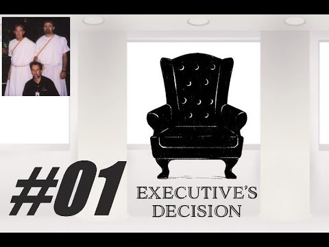 CSD2 Chef For Hire - Executive's Decision  #1