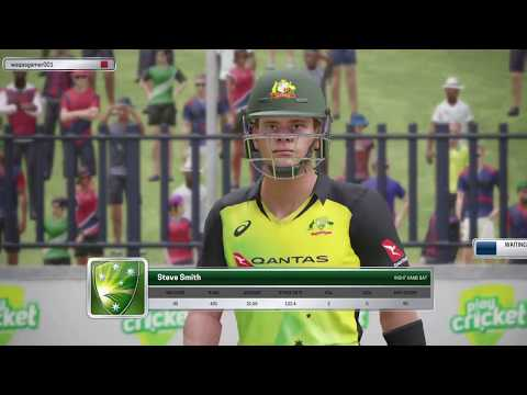ASHES Cricket 2017  PS4  ONLINE GAMEPLAY ENGLAND VS AUSTRALIA T20  || LIVE streaming