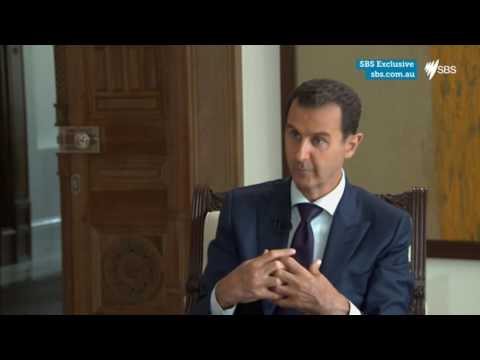 President Assad of Syria,extended interview,SBS Australia July'16-including intro & after-analysis