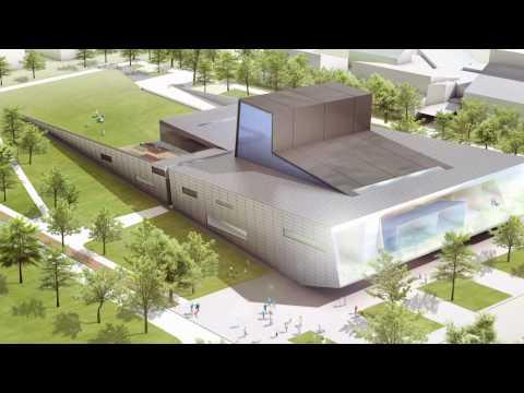 8. Music and Art Buildings - BGSU Campus Tour