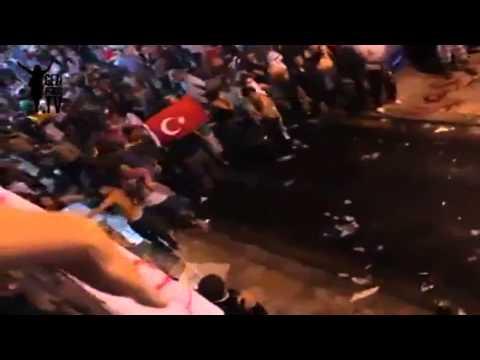 geziparki.tv Gezi Parki Olaylari Polise Linc Girisimi