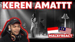 Raisa & Andi Rianto - Bahasa Kalbu (OMV) | MalayReact! 😭😭