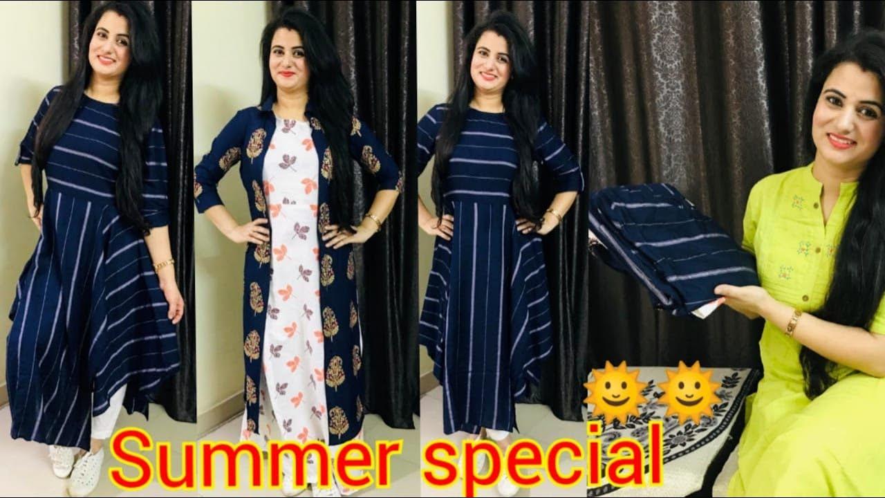 💥Flipkart Shopping Haul💥|| Stylum A Line Maxi Dress Review || Jaipur Kurti Maxi Dress Review