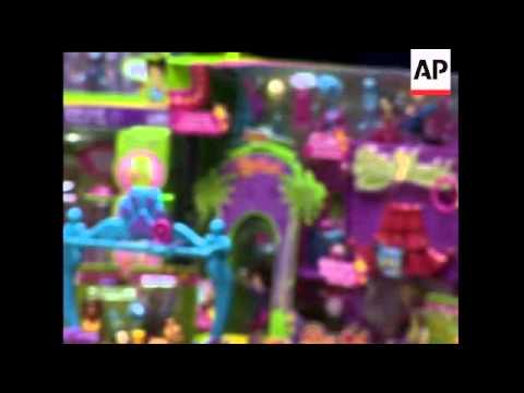 Less Than Two Weeks After Mattel Recalled One And A Half Million Toys That Were Made In China, The C