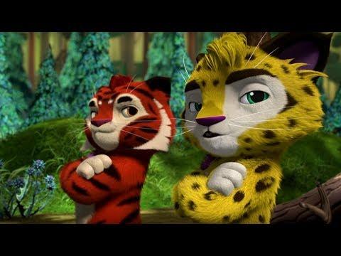 Лео и Тиг - Таёжный патруль - Серия 24 - российские мультфильмы для детей - Видео онлайн