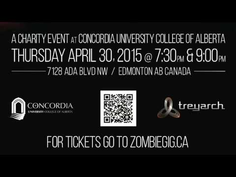 April 30th: Singing Call of Duty Zombies live in CANADA!
