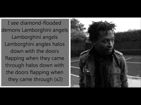 lupe fiasco - lamborghini angels перевод текста
