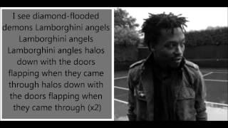Lupe Fiasco Lamborghini Angels Lyrics