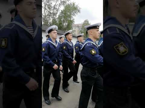 Присяга 2019г,17августа.Северодвинск