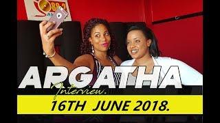 ARGATHA LOSWASH ON CELEB SELECT [JUNE 16TH 2018 ]