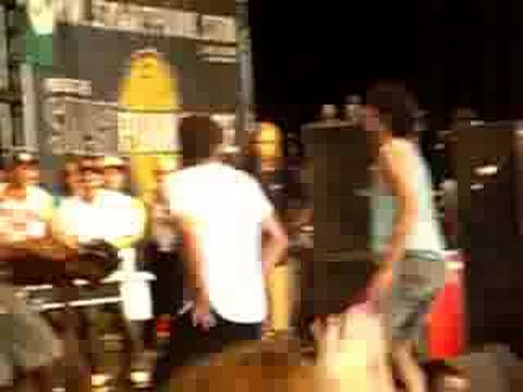 3OH!3 Holler Til You Pass Out, Mansfield Warped Tour