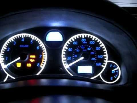2005 Infiniti G35 Coupe Interior LED Swap! - YouTube