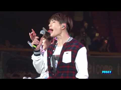 Lucky Star (Korean Version - Key Focus) - SHINee World Concert IV in SH 25-10-15