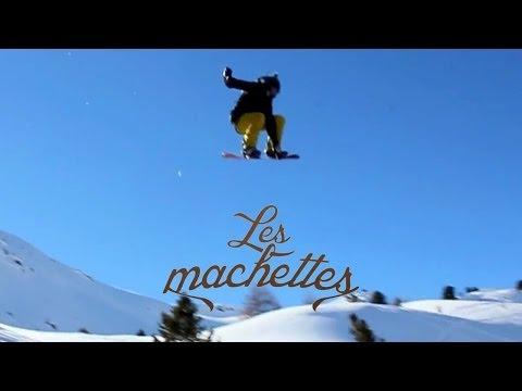 Snowboarding trip - Les Machettes - Chocolat Show
