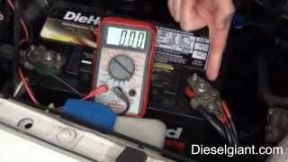 Beginners guide on using electrical multimeters for autos