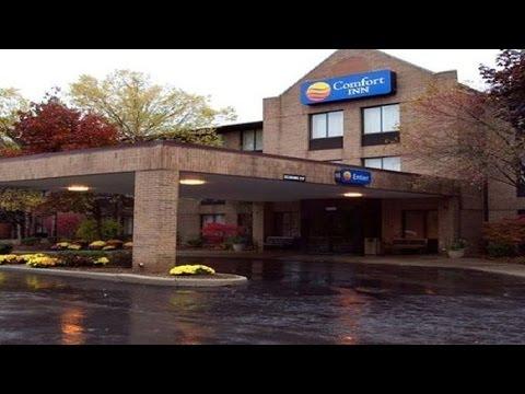 Comfort Inn of Livonia 3 Stars Hotel in Livonia ,Michigan