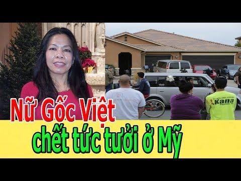 Nữ gốc Việt r,a đi tứ,c  t,ưởi ở Mỹ
