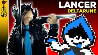 Deltarune: Lancer (Swingphonic Metal Cover) || String Player Gamer