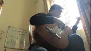 Làng Tôi cover guitar