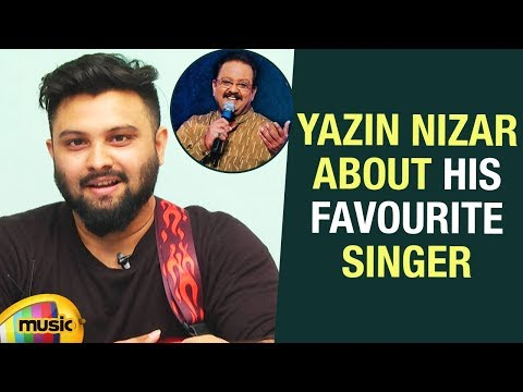Yazin Nizar about his Favourite Singer | Yazin Nizar Exclusive Interview | Mango Music