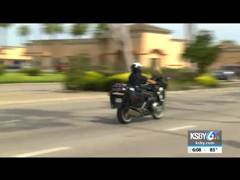 Santa Maria Police Department steps up bike and pedestrian safety enforcement