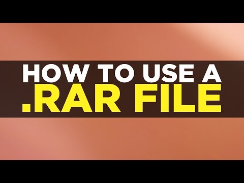 How To Open A .RAR File In Windows Using 7-Zip