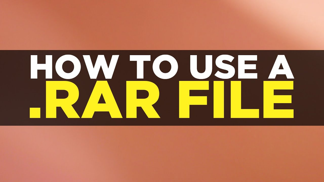 How to open a  RAR file in Windows using 7-Zip