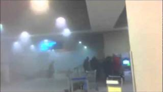 Domodedovo Russian Airport bombing killed at least 35 people