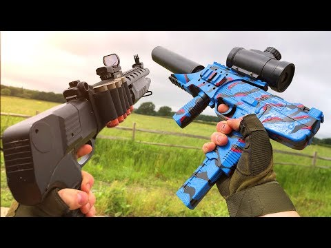 Airsoft War: Gun Game 2.0 First Person Shooter (FPS) In Real Life | TrueMOBSTER