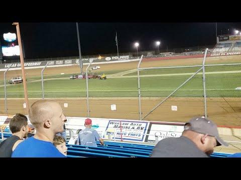 Lucas Oil Speedway B Mod Feature 2