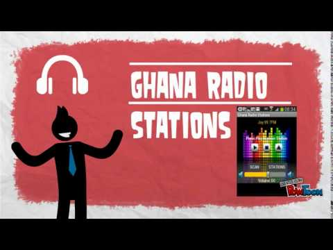 The Best Ghana Radio Stations