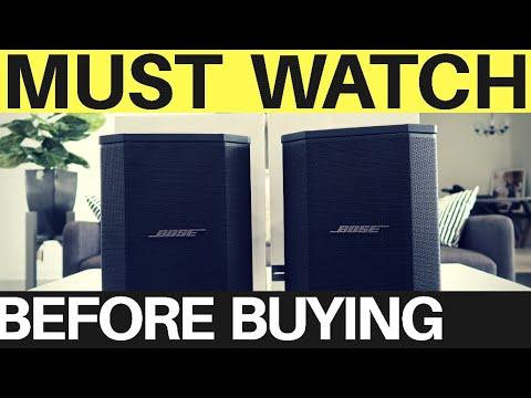 Bose S1 Pro REVIEW & SOUND TEST DEMO - Best Speaker