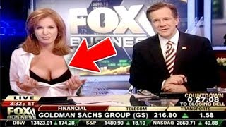 Top 5 Most Embarrassing Moments Caught On Live TV