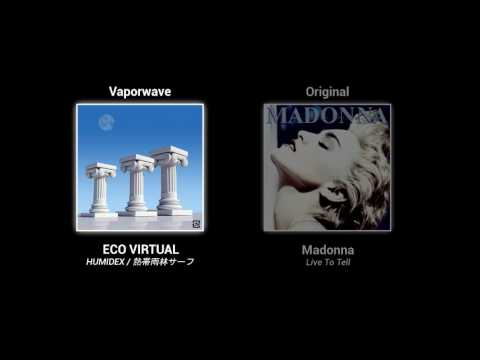 vaporwave songs and their original samples [part 3]