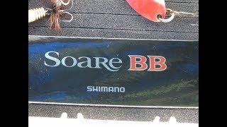 Shimano Soare BB S800LT New 2018.''Дальній'' окунь на ''п'ятірочку''!