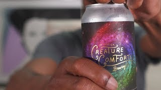 Creature Comforts || GALACTIC SPACE CIRCUS (IPA) || CRAFT BEER REVIEW