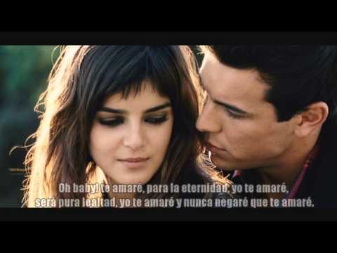 Marc Anthony – Te Amare ( Letra ) (Lyrics in English)