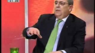 Eduardo Barroso manifesta apoio a Bruno de Carvalho - parte I