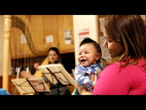 The Lullaby Project: Musicians help struggling mothers-to-be through song