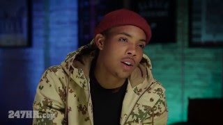 G Herbo - Fan Surprised Me With My Face Tattoed On Her Arm (247HH Wild Tour Stories)