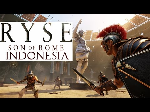 Ryse: Son Of Rome Game Movie HD (Bahasa Indonesia)