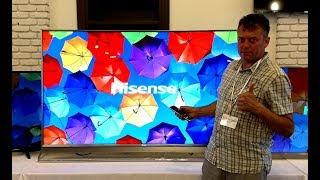 Hisense телевизоры - в Украине!