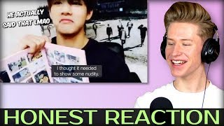 HONEST REACTION to so many army´s haven't seen these bts clips