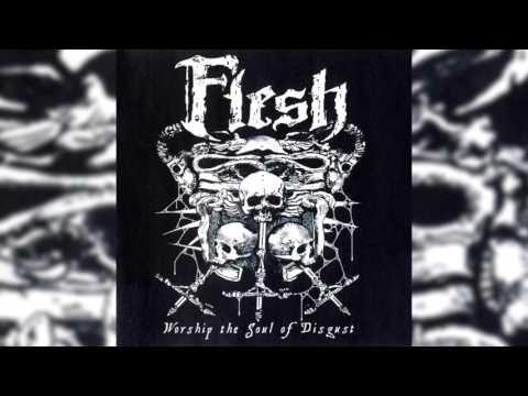 Flesh - Worship the Soul of Disgust (Full album HQ)