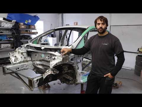 Rally Car Build Episode 1