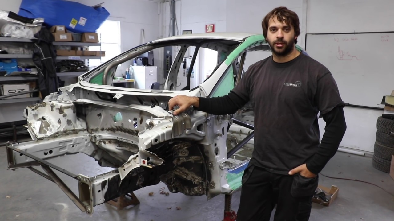 Rally Car Build Episode 1 - YouTube