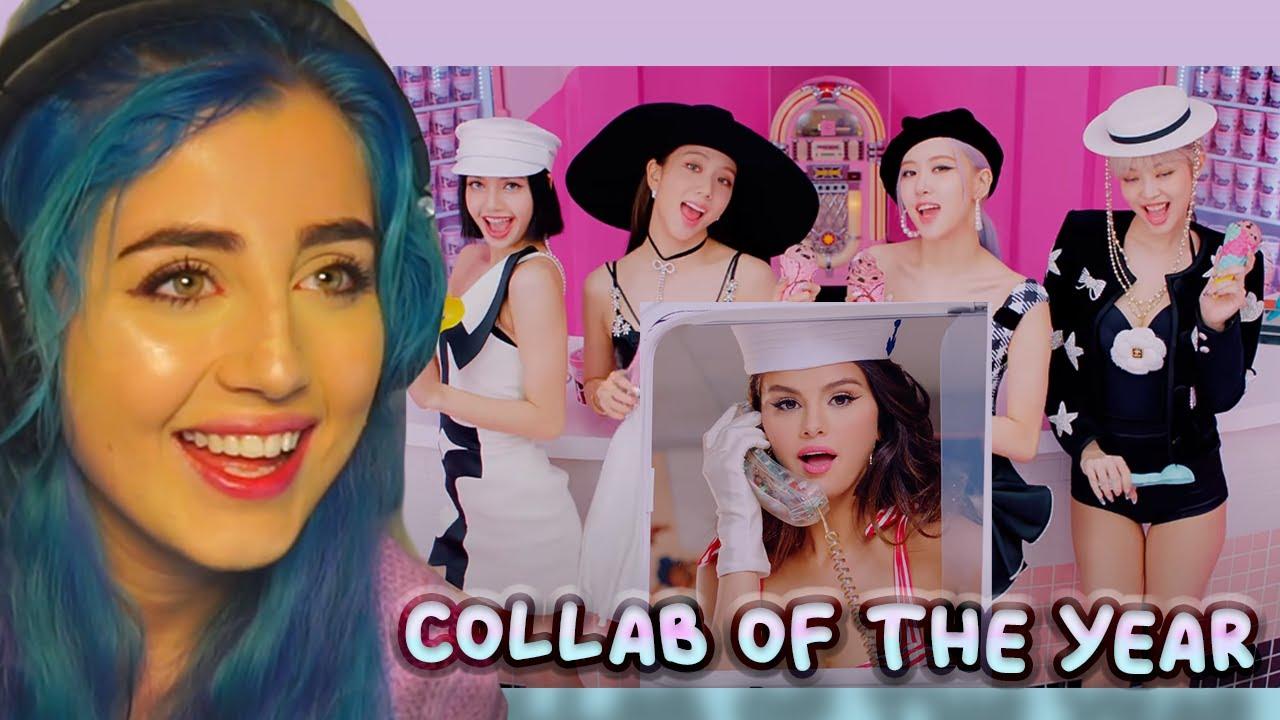 BLACKPINK 블랙핑크 - Ice Cream (with Selena Gomez) M/V reaction