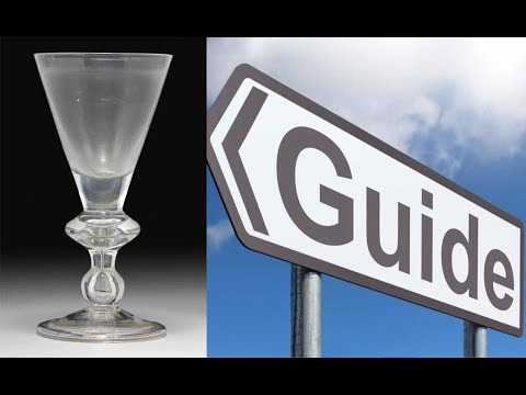 Antique Drinking Glasses a Comprehensive Guide
