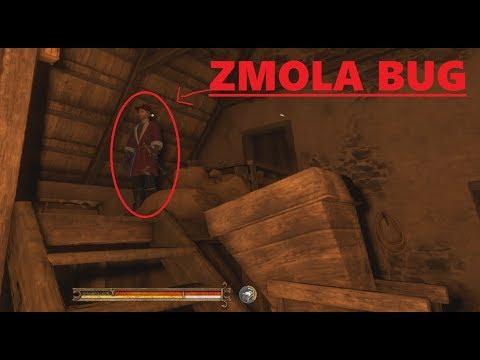 Kingdom Come Deliverance how to catch Zmola